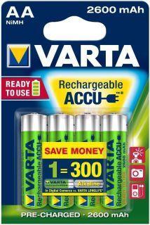 Acumulator 56766/2 AA 2700mAh