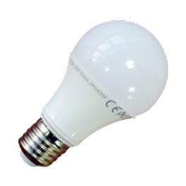 Bec led  E14 6w sferic/lumanare