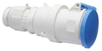 Conector 3P 63 A 0