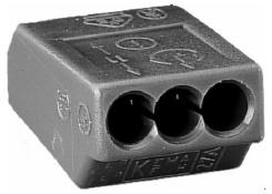 Conector  rapid  PC 253 portocaliu-big