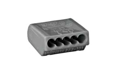 Conector  rapid   PC 258 negru
