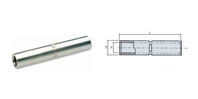 Papuc tubular F 25 2520208005